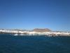 Der Hafen von Graciosa