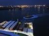 Ausfahrt Hafen Rotterdam